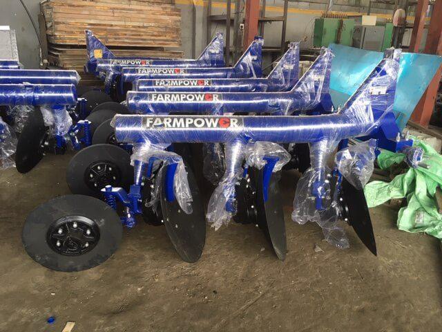 Farmpower Disc Plough - Vision Agri