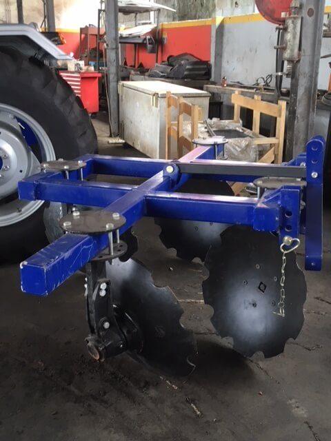 Farmpower Disc Ridger - Vision Agri