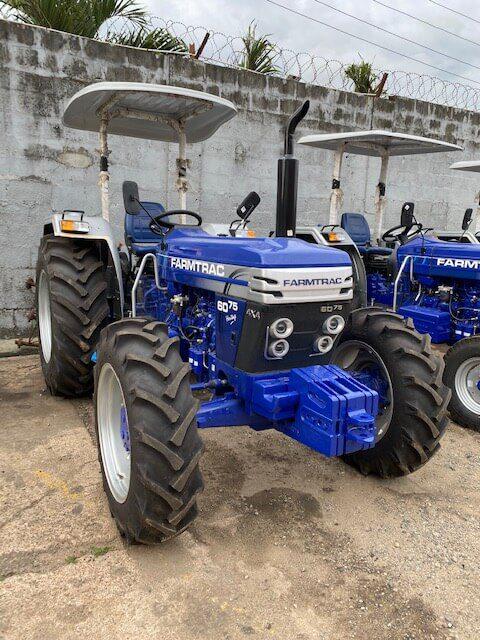 Farmtrac - Vision Agri Tractors